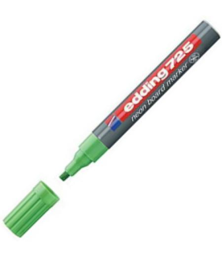 Edding Tahta Kalemi Yeşil E-725