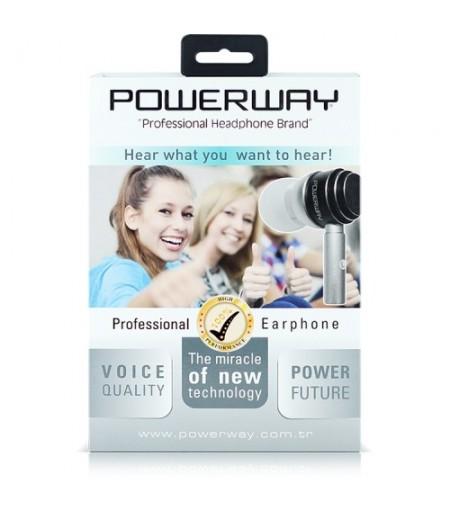 POWERWAY PW-700 KULAKLIK
