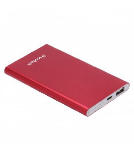 Soultech Color 5.000 Mah Comfort Powerbank Kırmızı