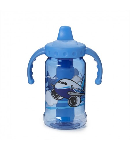 Pudgy Plane Sippy Cup