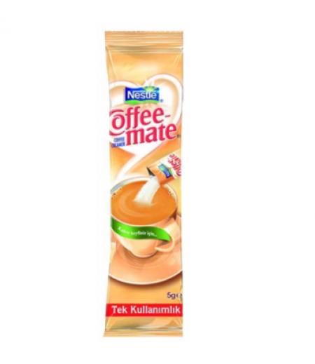 Nestle Coffee Mate Kahve Kreması 5gr 100lü