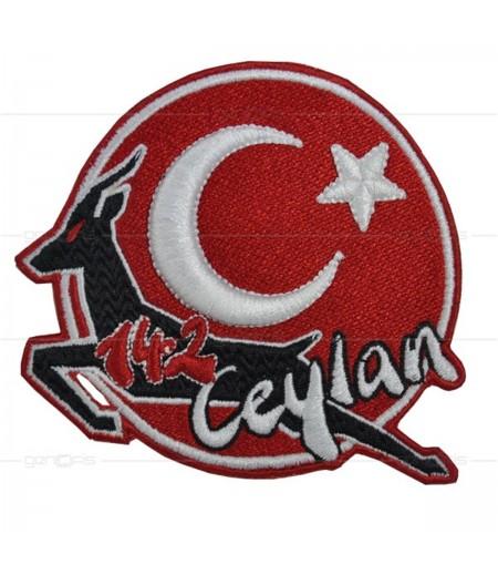 142 Ceylan Patch