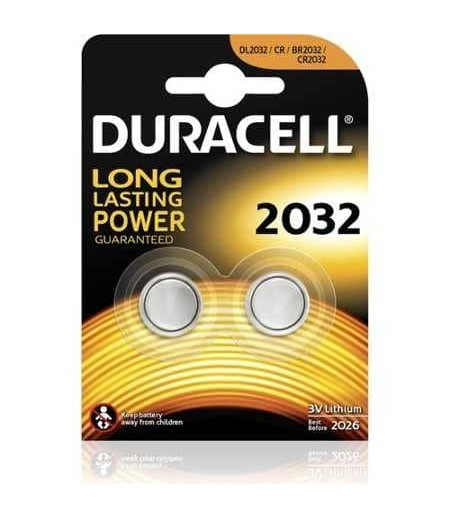 Duracell CR-2032 Pil