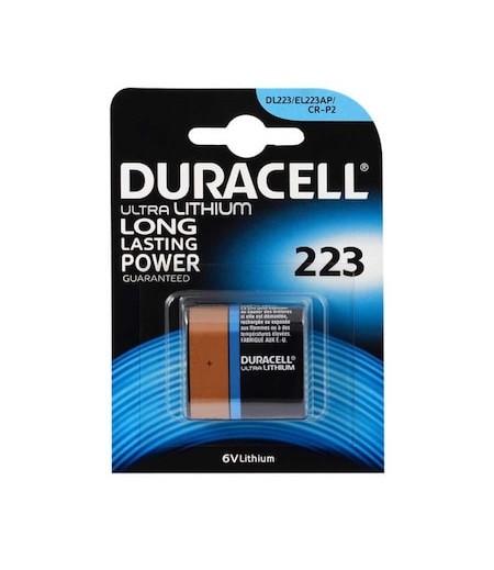 Duracell Pil 223