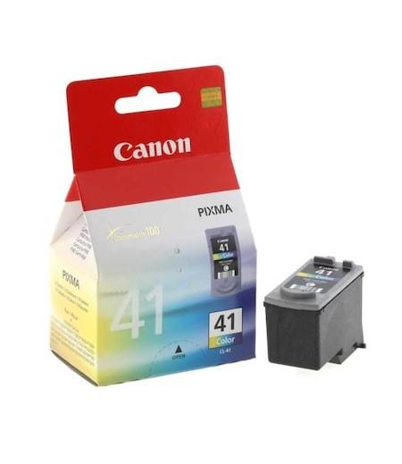 Canon CL-41 Mürekkep Kartuş Renkli