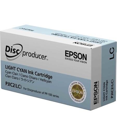 Epson C13S020448 PP-100 Mürekkep Kartuş Açık Mavi