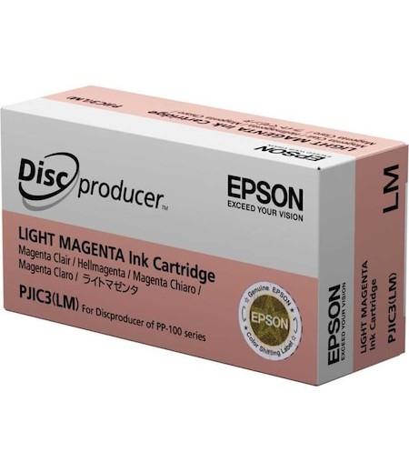 Epson C13S020449 PP-100 Mürekkep Kartuş Açık Kırmızı
