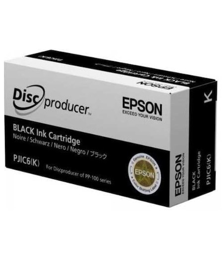 Epson C13S020452 PP-100 Mürekkep Kartuş Siyah