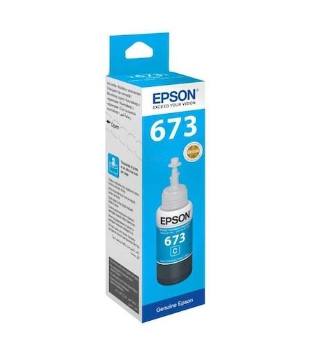 Epson C13T67324A Mürekkep Kartuş Mavi 70ml