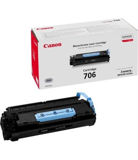 Canon CRG-706 Laser Toner Siyah
