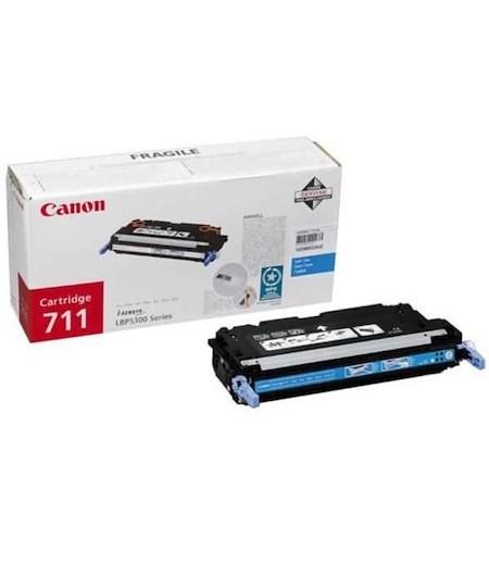 Canon CRG-711C Laser Toner Mavi