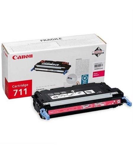 Canon CRG-711M Laser Toner Kırmızı