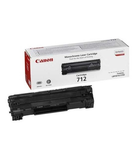 Canon CRG-712 Laser Toner Siyah