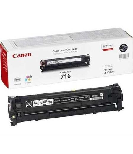 Canon CRG-716BK Siyah Lazer Toner Siyah