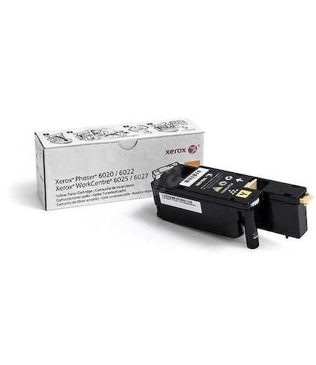Xerox 106R02762 Laser Toner Sarı 1.000 Sayfa