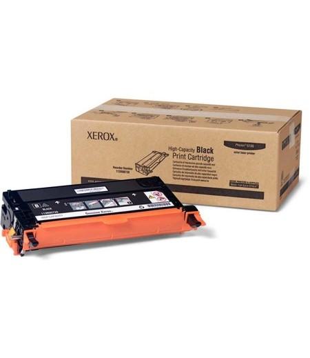 Xerox Toner 6180 Siyah 113R00726