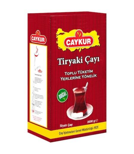 Çaykur Tiryaki Çayı EDT 2000gr