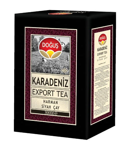 Doğuş Karadeniz Export Çay 3000gr
