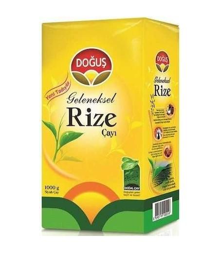 Doğuş Rize Sarı Çay 1000gr
