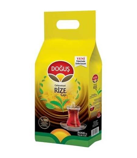 Doğuş Rize Sarı Çay 5000gr