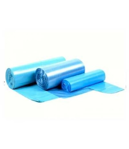 Polmix Çöp Torbası Endüstriyel Hantal 100x150 Mavi 800gr