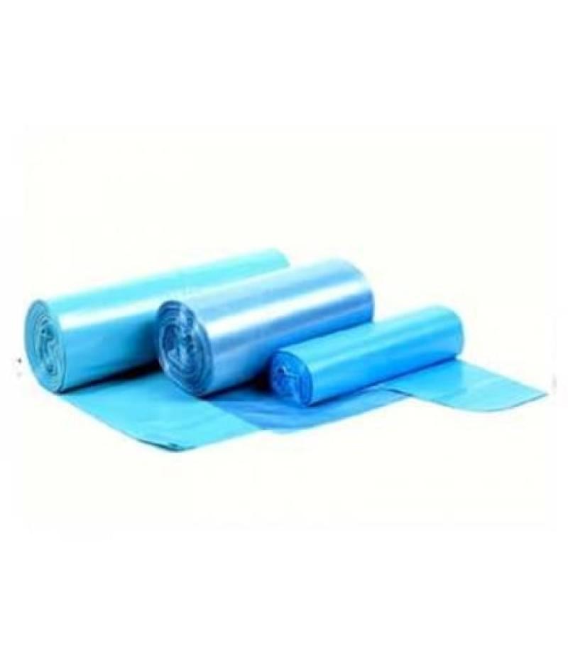 Polmix Çöp Torbası Endüstriyel Orta Boy 55x60 Mavi 70gr