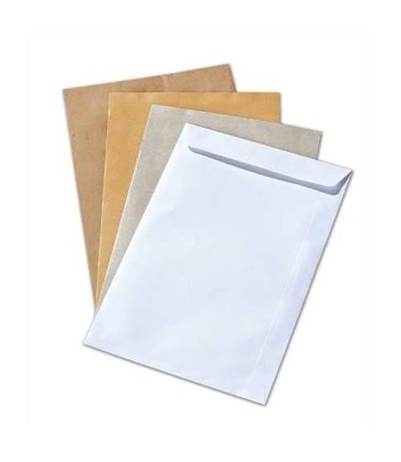Torba Zarf 110gr Beyaz 24x32 50li