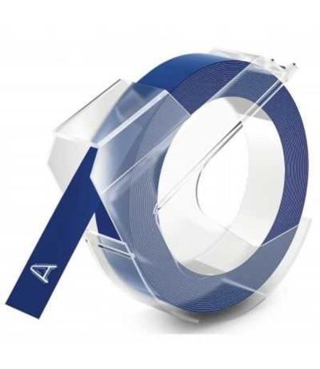 Dymo Kabartma Şerit Mavi 9mm