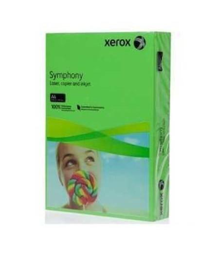 Xerox Symphony A4 Renkli Fotokopi Kağıdı 80gr Koyu Yeşil
