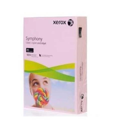 Xerox Symphony A4 Renkli Fotokopi Kağıdı 80gr Pembe