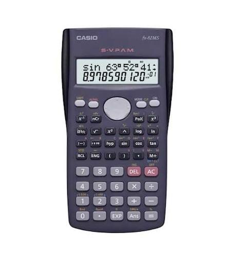 Casio Bilimsel Hesap Makinesi FX-82 MS