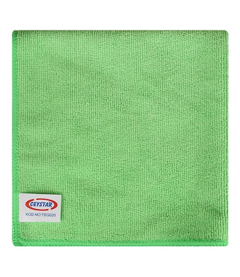 Ceystar Mikrofiber Bez 40x40 Yeşil