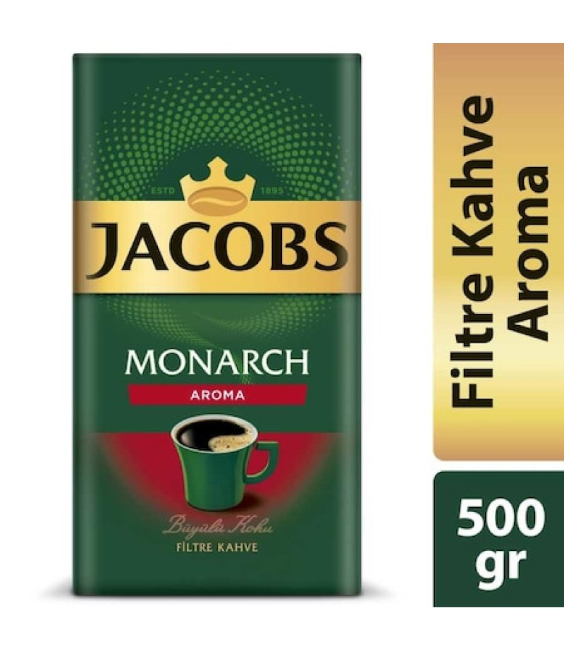 Jacobs Monarch Aroma Filtre Kahve 500gr