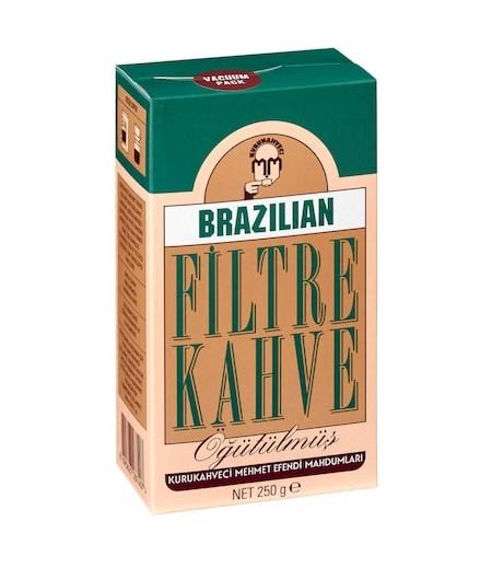 Mehmet Efendi Brazilian Filter Coffee 250gr