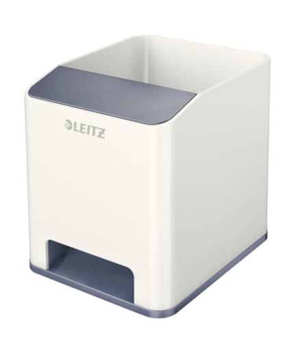 Leitz Wow Kalemlik Çift Renk Metalik Beyaz