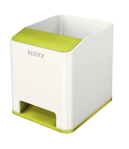 Leitz Wow Kalemlik Çift Renk Metalik Yeşil