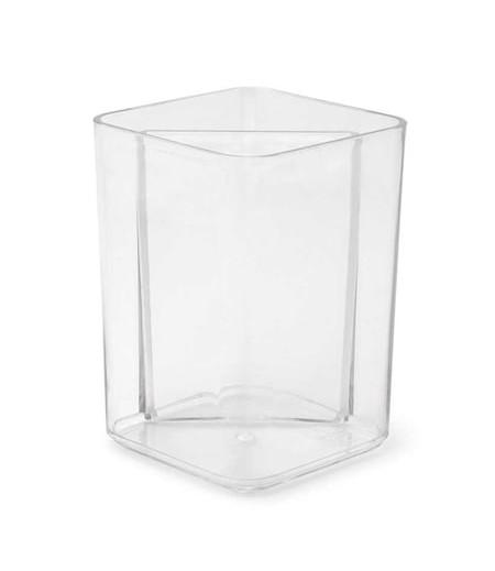 Mas Kristal Kalemlik Kübik Şeffaf