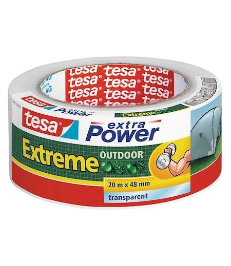 Tesa Extra Power Extreme Dış Mekan Bandı 20mx48mm