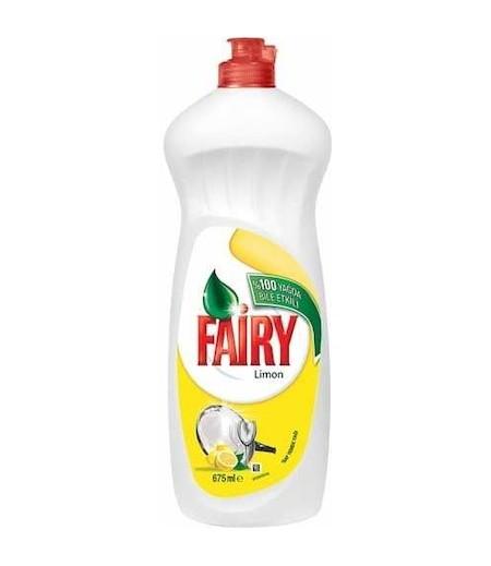 Fairy Bulaşık Deterjanı 675ml