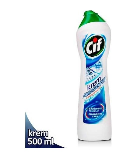 Cif Krem Amonyaklı 500ml