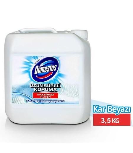 Domestos Çamaşır Suyu Kar Beyazı 3.5kg
