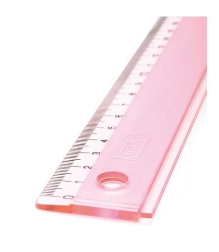 Mas Plastik Cetvel 30cm