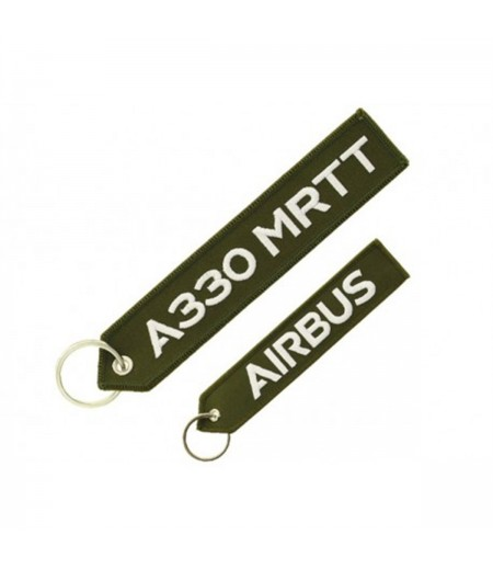 A330 Mrtt Koyu Yeşil Airbus Anahtarlık
