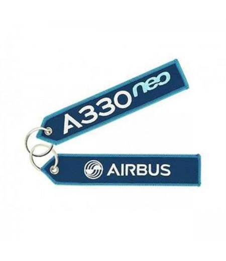 A330Neo Remove Before Flight Key Ring