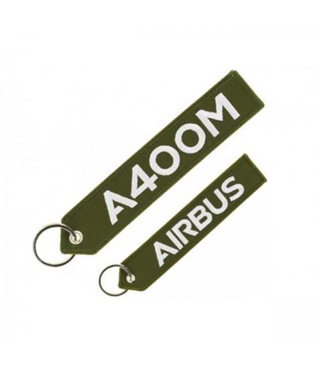 A400M Koyu Yeşil Anahtarlık