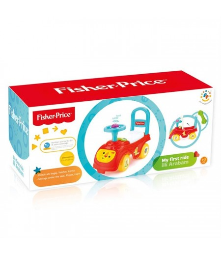 Fisher Price 1801 İlk Arabam