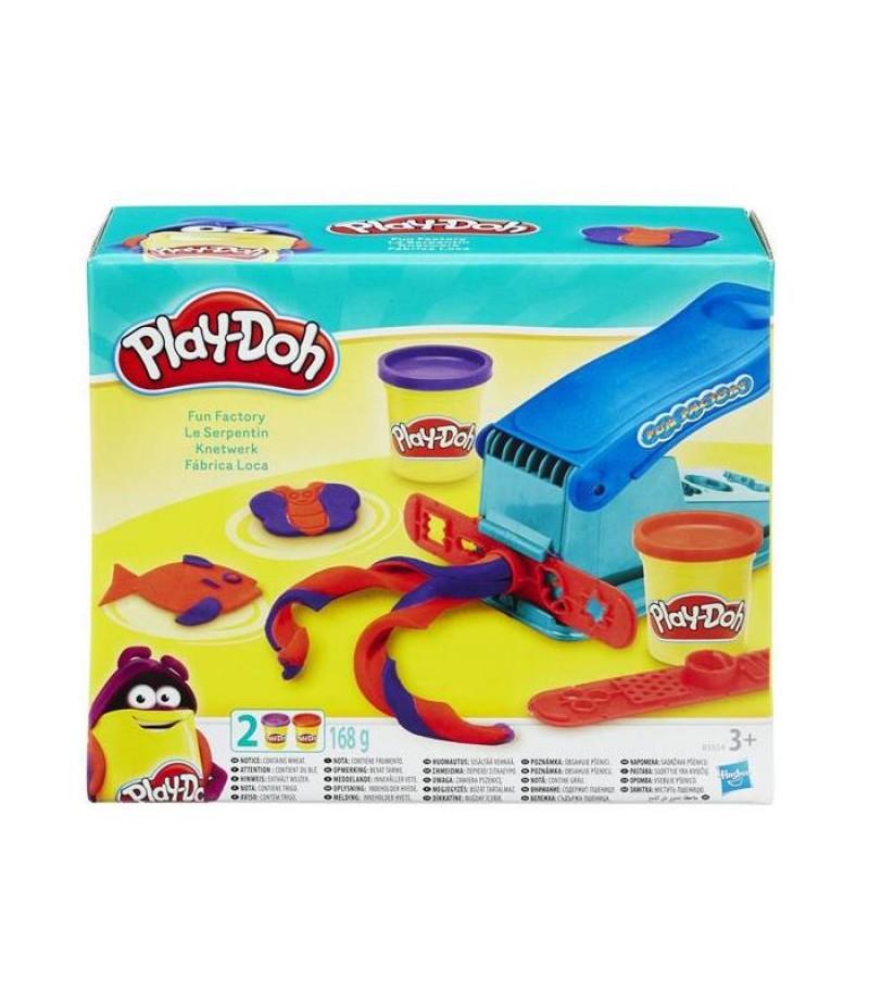 Hasbro B5554 Play-Doh Mini Eğlence Fabrikası