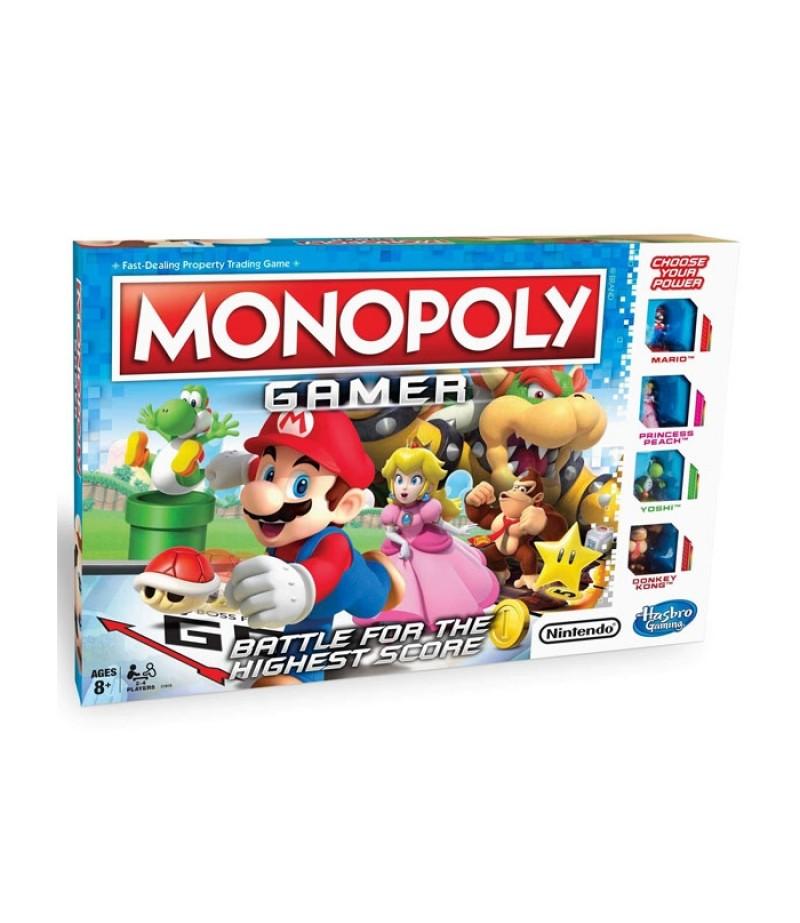 Hasbro C1815 Oyun Monopoly Gamer-6