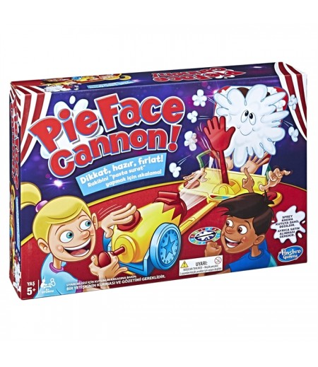 Pie Face Cannon