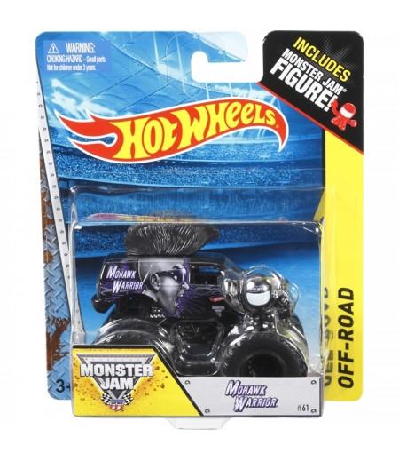 Hot Wheels Monster Jam Arabalar 1:64